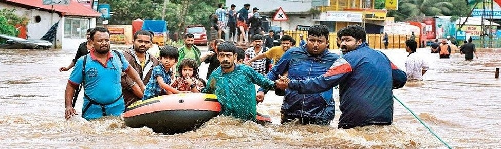 Indian Flood Crisis